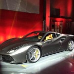 Ferrari 488 GTB showcased in the flesh at Exclusive Launch Event