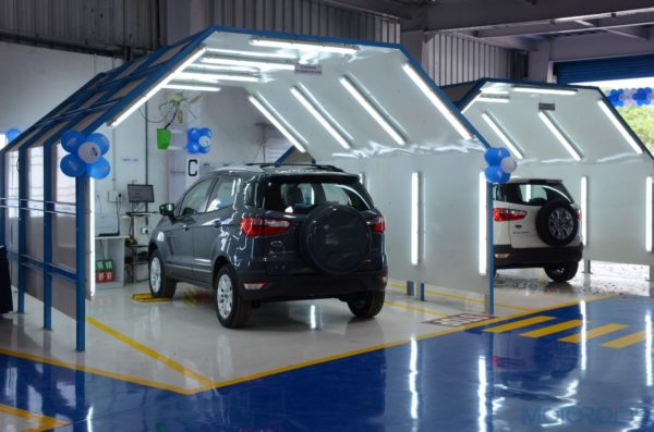 Ford India - Vehicle Personalisation Centre (2)