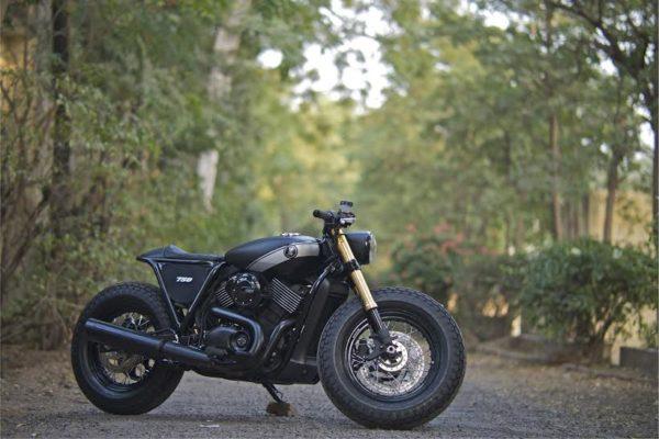 Harley Davidson RCM Street 750 café racer (5)