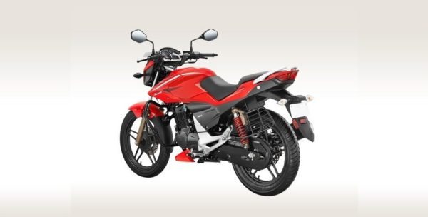 Hero Xtreme Sports rear 3 quarters