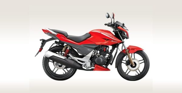 Hero Xtreme Sports side profile