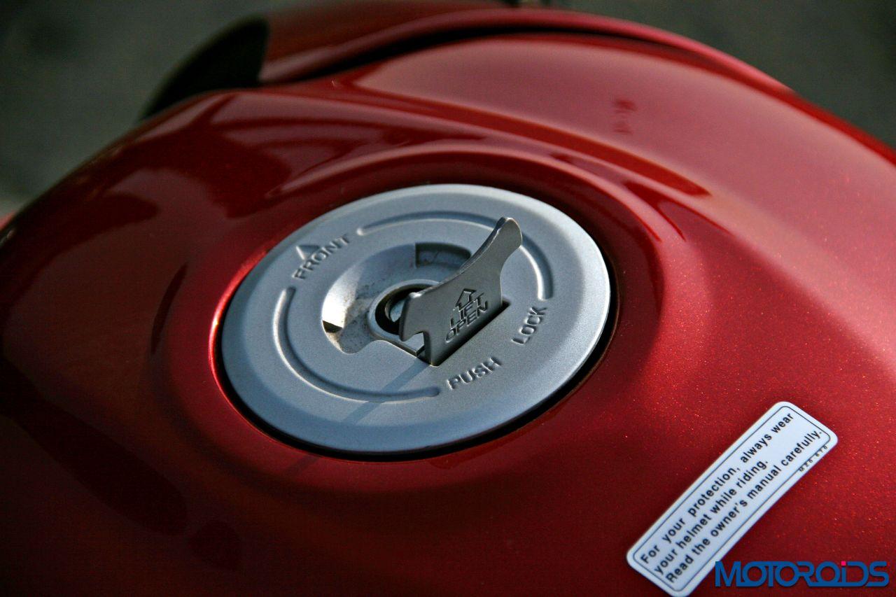Honda Cb Unicorn 160 Review Static And Details Fuel