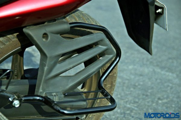 Honda CB Unicorn 160 Review - Static and Details - Saree Guard