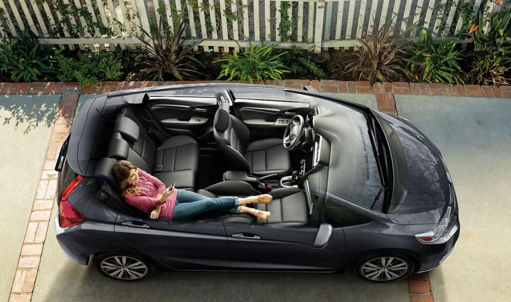 New 2015 Honda Jazz petrol / diesel India review : Canny Jazz ...