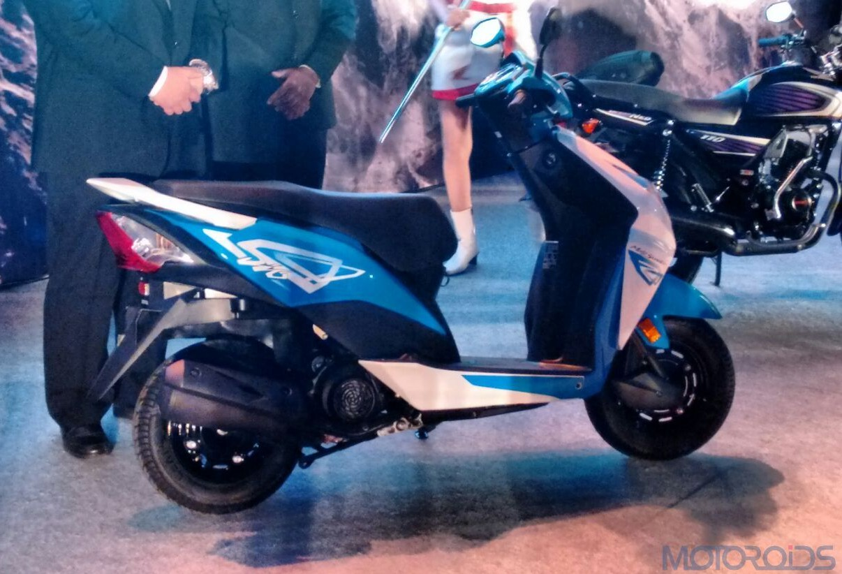 New Scooter Launch 2015: New Honda Dio | Motoroids