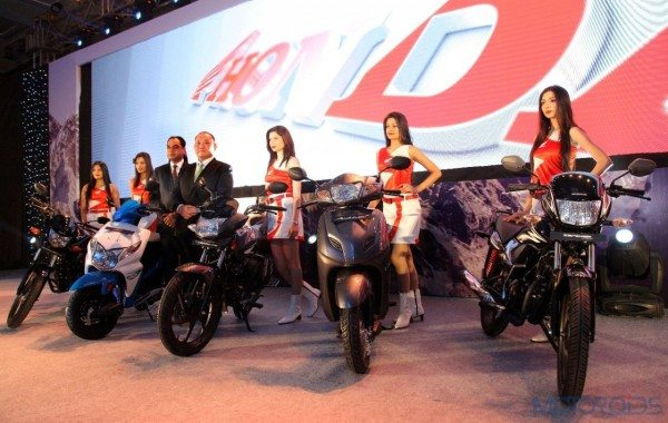 Honda Motorcycles Launched in India (1)