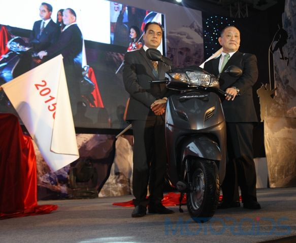 Honda Motorcycles Launched in India (2)