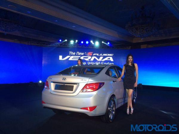 Hyundai 4S Verna Launch Event (5)