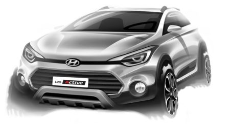 Hyundai i20 Active Render (2)