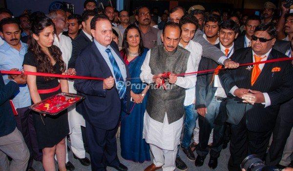 Inaguartion - Hyderabad International Auto Show 2015
