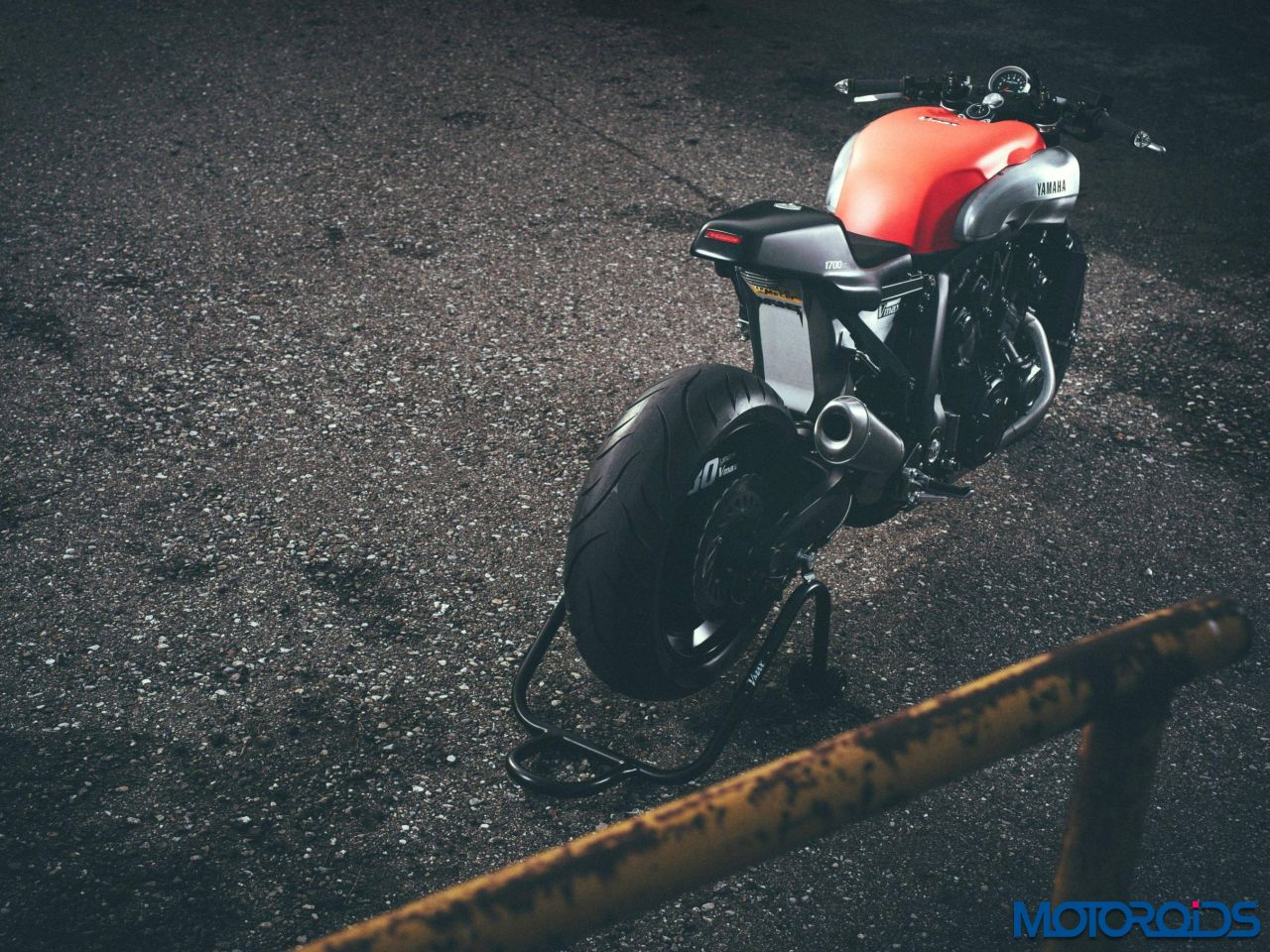 Jvb Moto Yamaha Vmax Official Image 2 Motoroids Com
