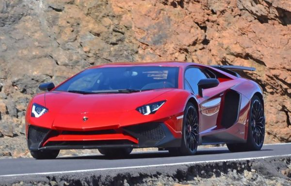 Lamborghini Aventador SV (7)