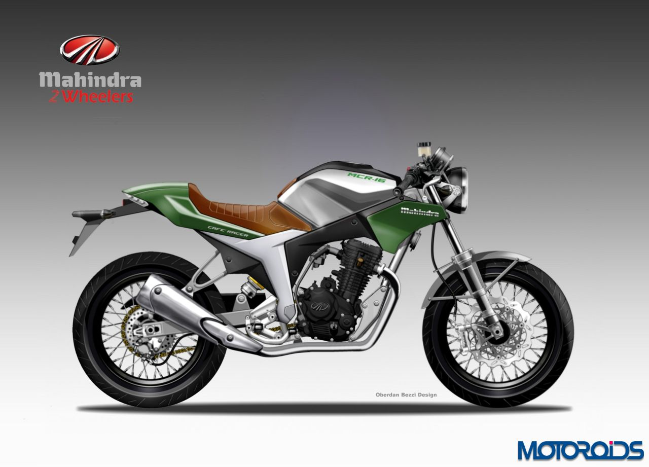 Exclusive The New Breed Of Two Wheelers From Mahindra As