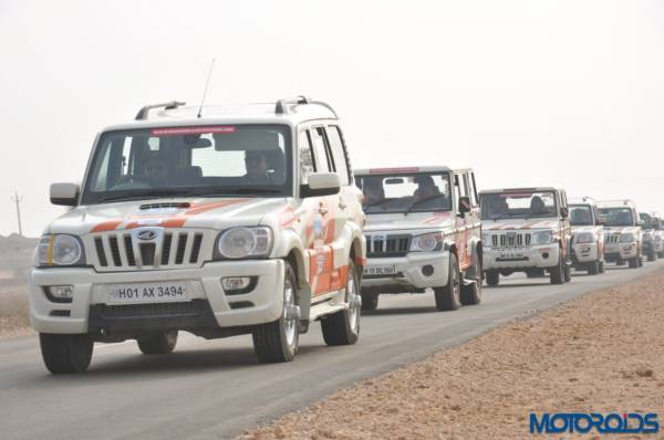 Mahindra Great Escape Official Images (15)