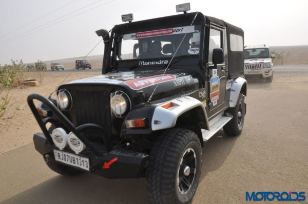 Mahindra Great Escape Official Images (17)
