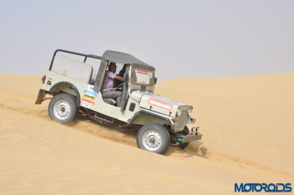 Mahindra Great Escape Official Images (18)