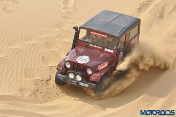 Mahindra Great Escape Official Images (22)