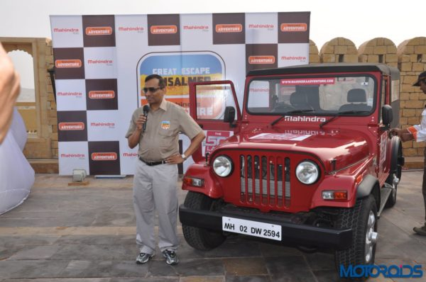 Mahindra Great Escape Official Images (24)