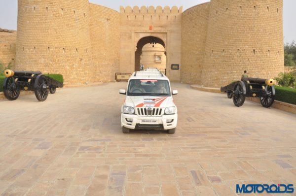 Mahindra Great Escape Official Images (25)