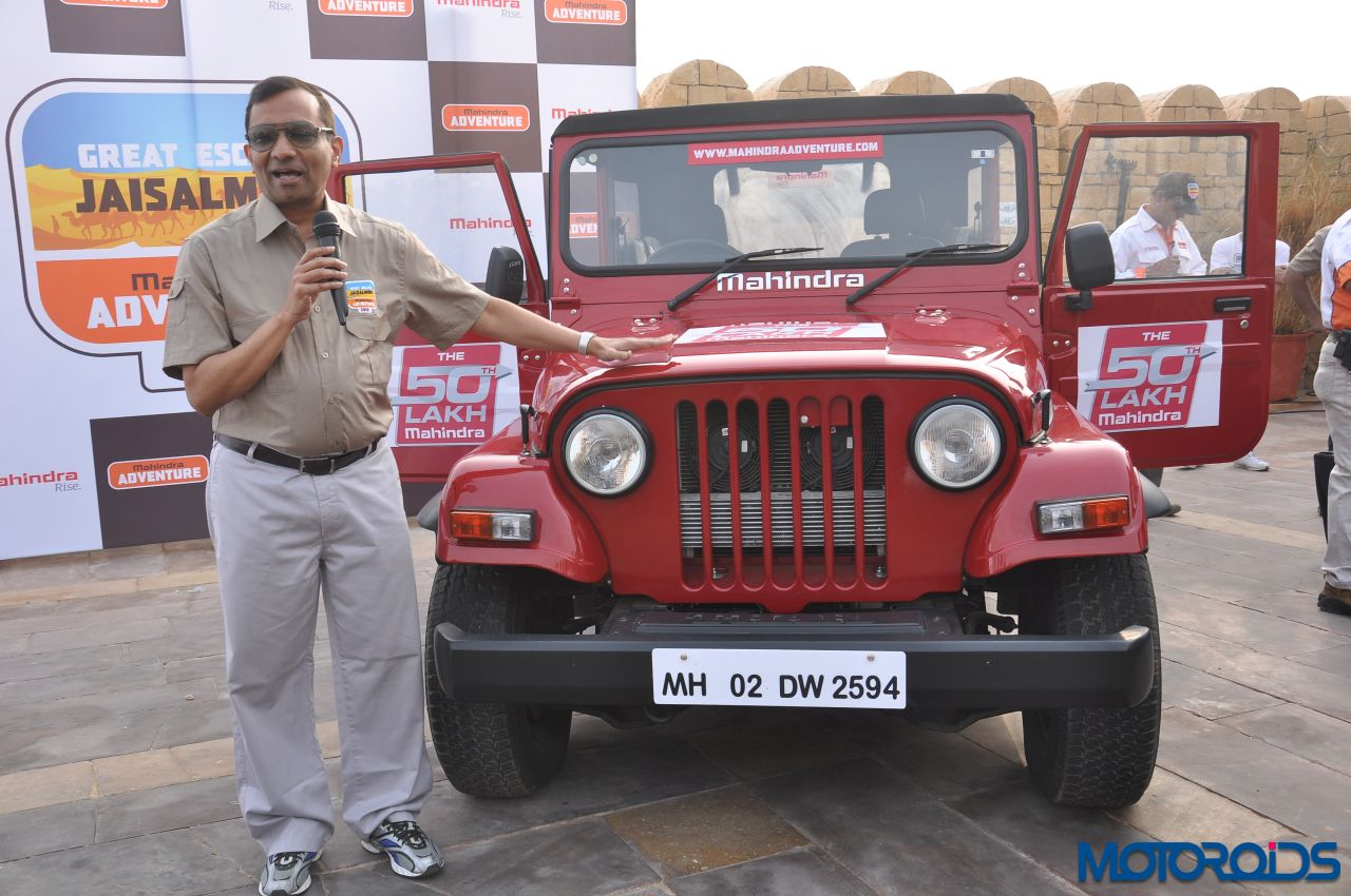 Mahindra Great Escape Official Images 7 Motoroids Com