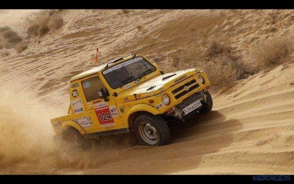 Maruti Suzuki Desert Storm 2015 (3)