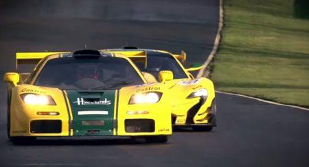 McLaren P1 & F1 GTR