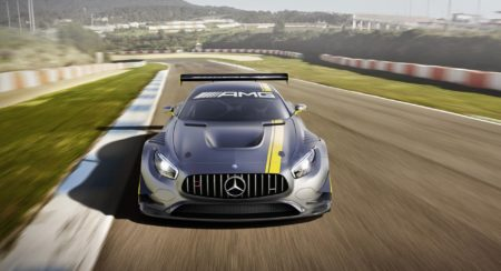 Mercedes AMG GT3 - Official Image - 1