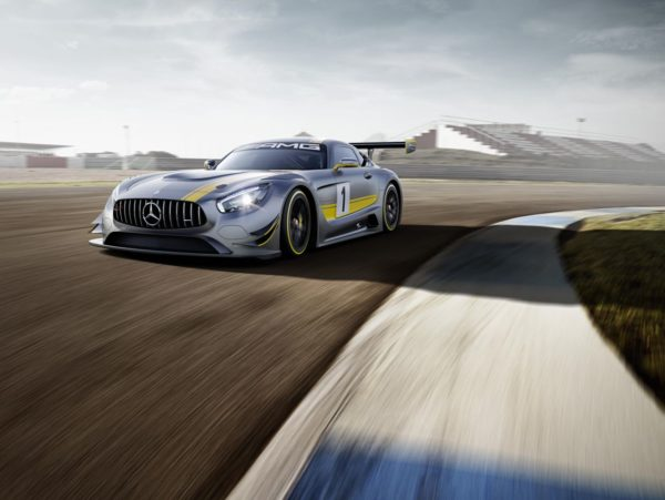 Mercedes AMG GT3 - Official Image - 2