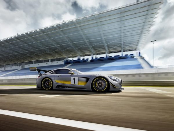 Mercedes AMG GT3 - Official Image - 3