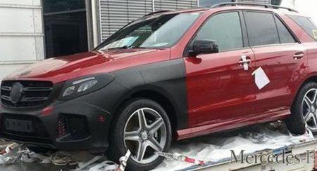 Mercedes GLE 450 AMG (1)
