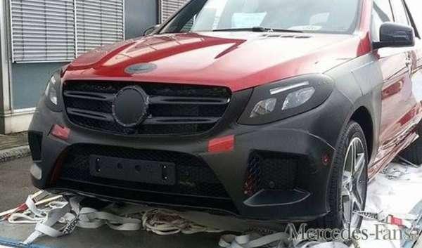 Mercedes GLE 450 AMG (2)
