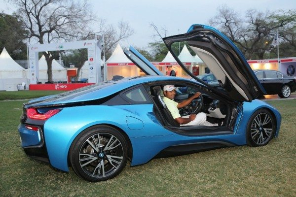 Bmw Is The Luxury Mobility Partner Of The Hero Indian Open 2015 Motoroids