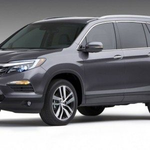 Whats New For The 2016 Honda Pilot 2015   2016 New Car Today