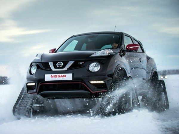 Nissan Juke Nismo RSnow (1)