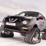 Nissan Juke Nismo RSnow: So glad that they just built one