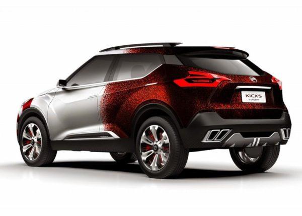 Nissan Kicks Concept Samba Dance inspired livery (3)