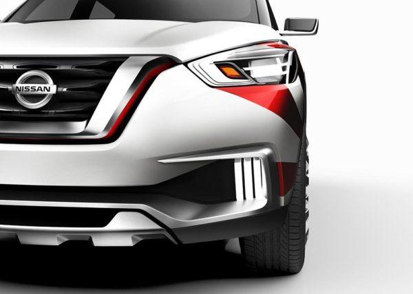 Nissan Kicks Concept Samba Dance inspired livery (6)