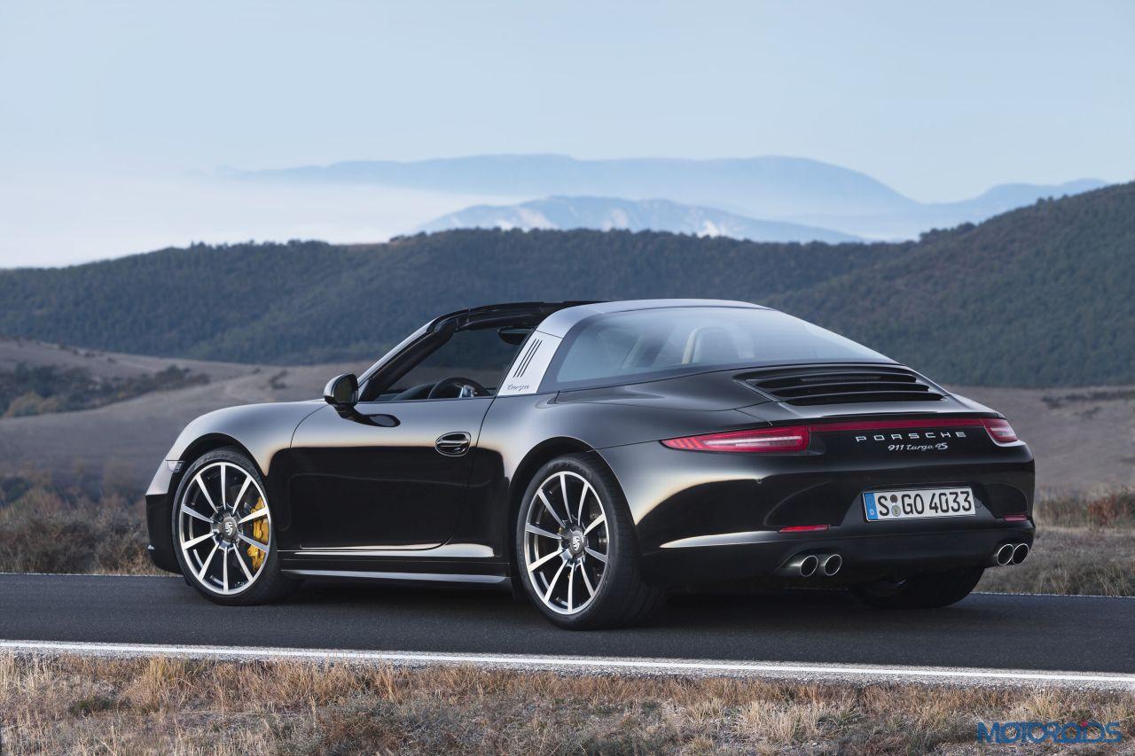Porsche 911 Targa 1 Motoroids Com