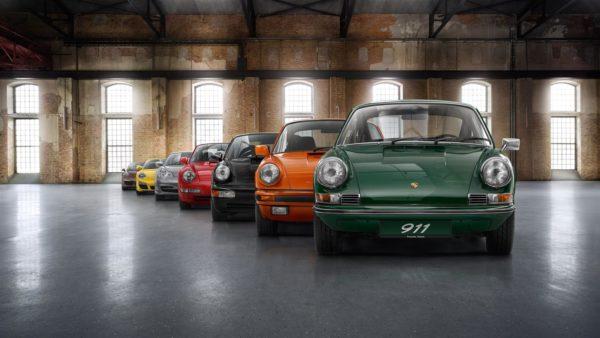 Porsche Classic 2