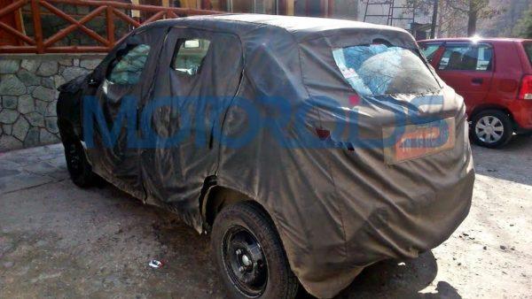 Renault XBA spy image (2)