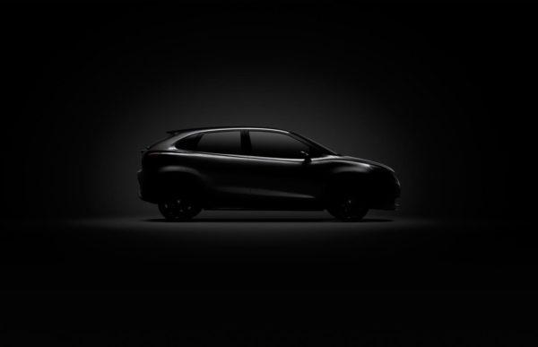 Suzuki-iK-2 Concept - Official Teaser - 1