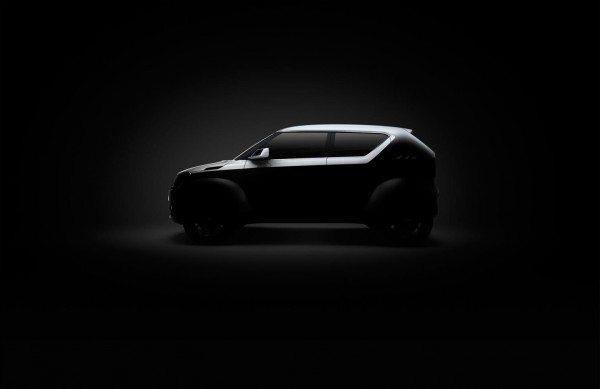 Suzuki-iM-4 Concept - Official Teaser - 1