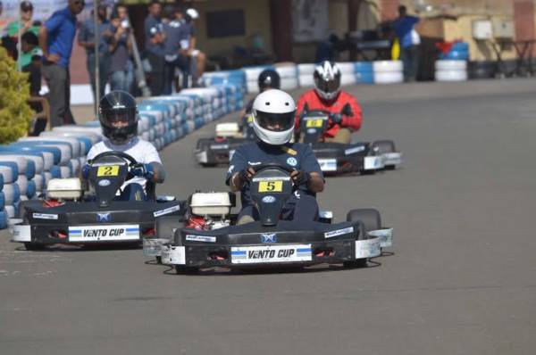VW Vento Cup Karting