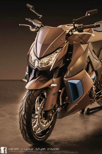 Vilner Kawasaki Z1000 (10)