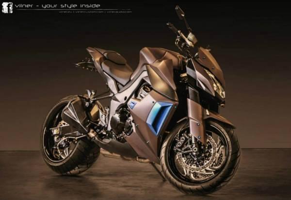 Vilner Kawasaki Z1000 (13)