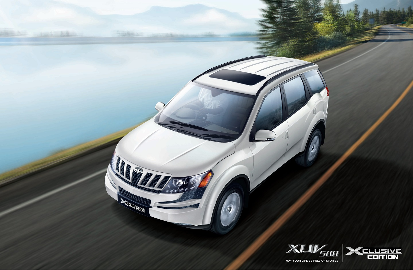 Confirmed Mahindra Xuv500 Facelift Gets Top End W10