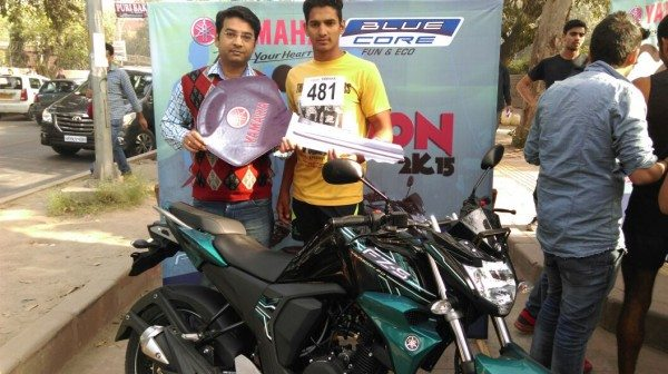 Yamaha DUthin - Winner
