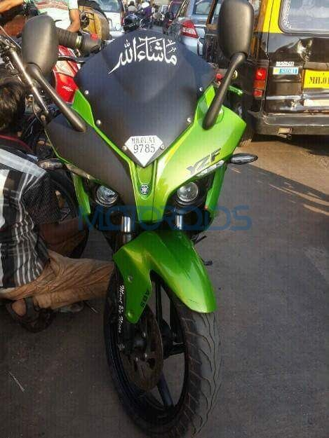 Meet A Yamaha Fazer That S Dressed Up Like The Upcoming