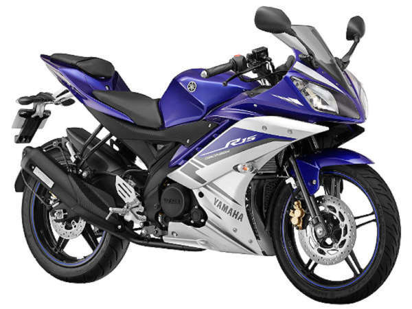 Yamaha-R15-GP Blue