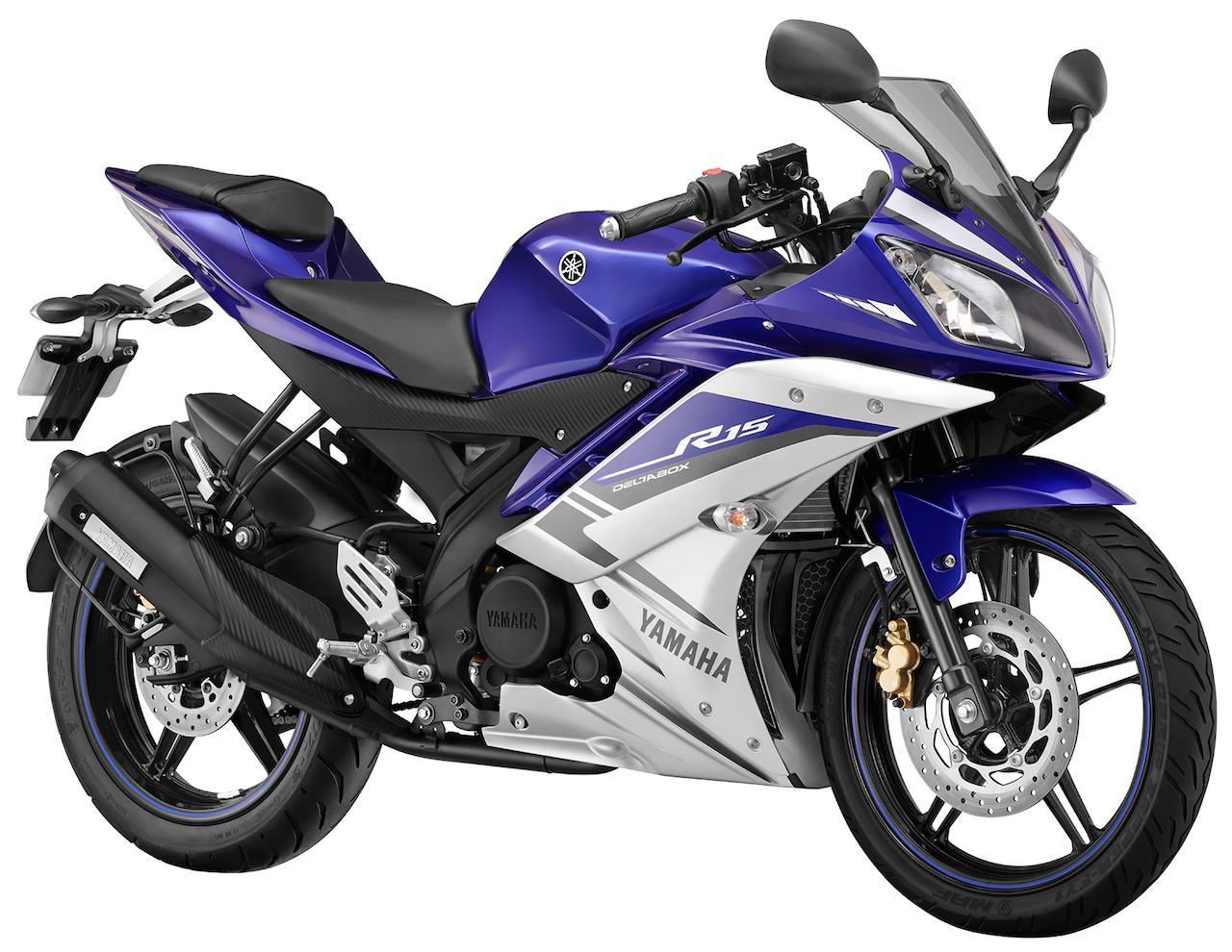 Yamaha-R15-GP Blue - HiRes